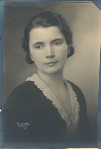 Annie Johansson dotter till Per-Erik och Maria