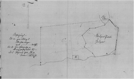 Avrättningsplats 1814