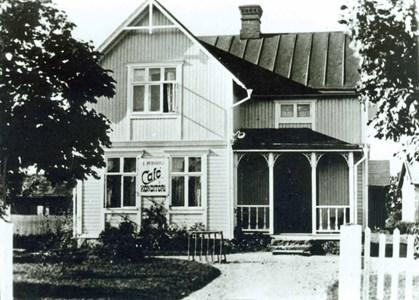 Smålandsstenar Perssons Café