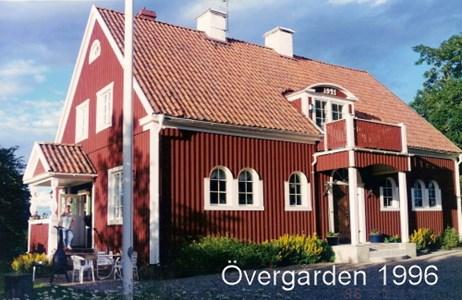 Övergården Farneby, fd Småskolan