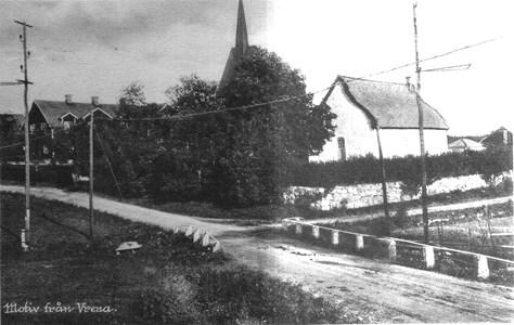 Wrena kyrka och skola