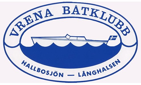 Vrena Båtklubb logga