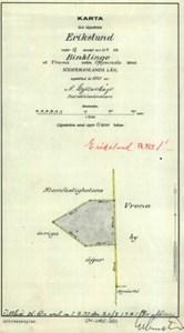 Erikslund karta 1921
