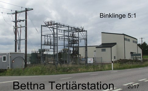 Bettna Tertiärstation 2017