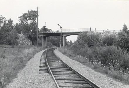 Bron över jvg för landsvägen 1951