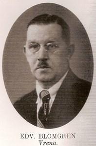 Edvin Blomgren